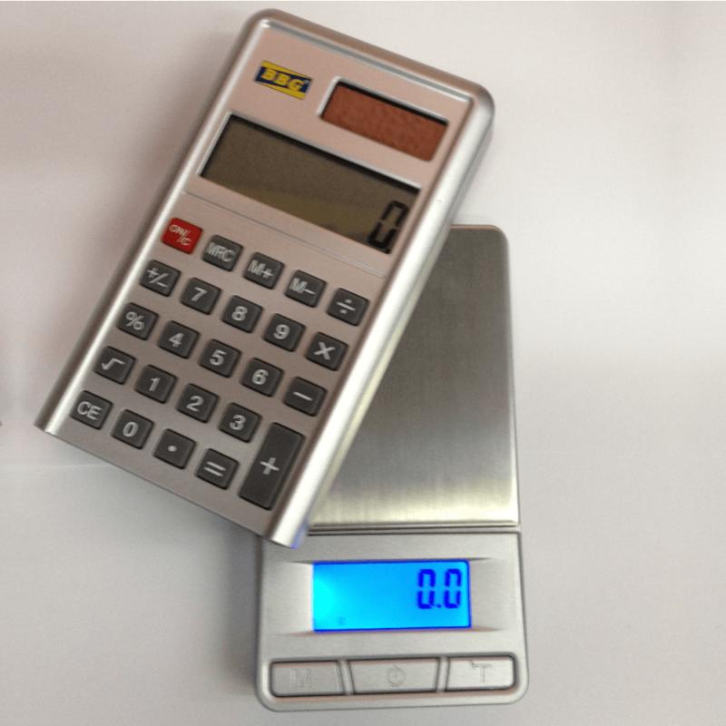 Gramera de bolsillo PCC-1000