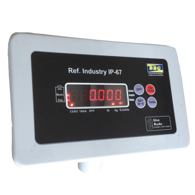 Indicador industrial-INDUSTRY-IP67-BBG