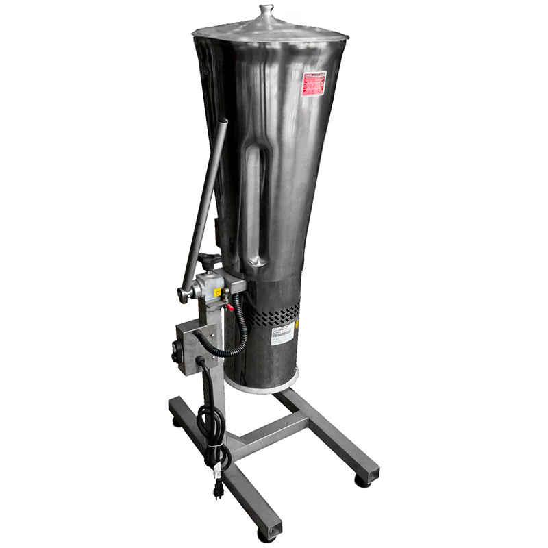 Licuadora industrial CRUSH-15-INOX